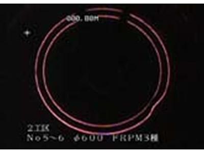 レーザー映像