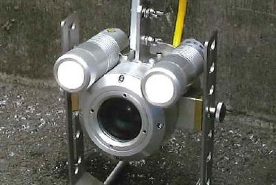 高倍率ズームカメラヘッド TKC-200C-S